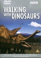 """Walking with Dinosaurs"" - British DVD movie cover (xs thumbnail)"