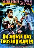 Seven Waves Away - German Theatrical poster (xs thumbnail)