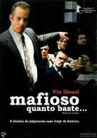 Find Me Guilty - Portuguese Movie Poster (xs thumbnail)