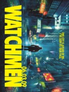 Watchmen - British Movie Poster (xs thumbnail)