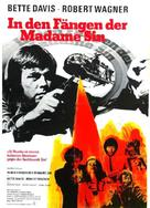 Madame Sin - German Movie Poster (xs thumbnail)