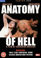 Anatomie de l'enfer - British Movie Cover (xs thumbnail)