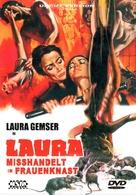 Violenza in un carcere femminile - Austrian DVD cover (xs thumbnail)