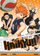 """Haikyuu!!"" - DVD movie cover (xs thumbnail)"