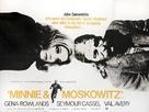 Minnie and Moskowitz - British Movie Poster (xs thumbnail)