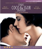 Coco Chanel & Igor Stravinsky - Blu-Ray cover (xs thumbnail)