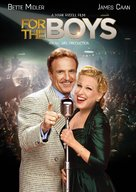 For the Boys - DVD cover (xs thumbnail)