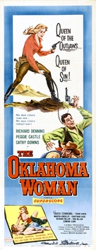 The Oklahoma Woman - Movie Poster (xs thumbnail)