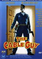 The Cable Guy - Australian DVD movie cover (xs thumbnail)