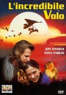 Fly Away Home - Italian Movie Cover (xs thumbnail)