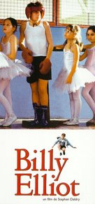 Billy Elliot - French VHS cover (xs thumbnail)