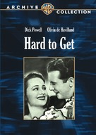 Hard to Get - DVD cover (xs thumbnail)