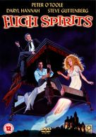High Spirits - British DVD cover (xs thumbnail)
