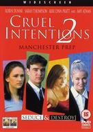 Cruel Intentions 2 - British DVD movie cover (xs thumbnail)