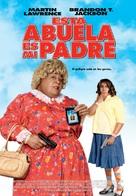 Big Mommas: Like Father, Like Son - Spanish Movie Poster (xs thumbnail)
