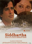 Siddhartha - Spanish Movie Poster (xs thumbnail)