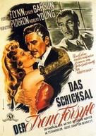 That Forsyte Woman - German Movie Poster (xs thumbnail)