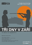 Three Days in September - Czech Movie Poster (xs thumbnail)