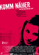 Komm näher - German Movie Poster (xs thumbnail)