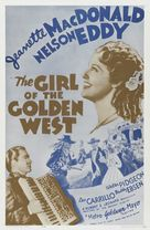 The Girl of the Golden West - Re-release movie poster (xs thumbnail)