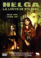 Helga, la louve de Stilberg - French DVD cover (xs thumbnail)