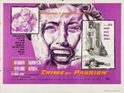 Crime of Passion - British Movie Poster (xs thumbnail)