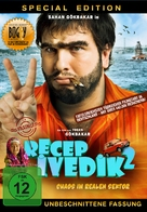 Recep Ivedik 2 - German DVD cover (xs thumbnail)