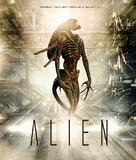 Alien - Movie Cover (xs thumbnail)