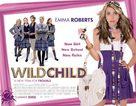 Wild Child - British Movie Poster (xs thumbnail)