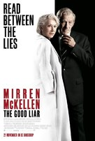 The Good Liar - Dutch Movie Poster (xs thumbnail)