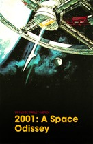 2001: A Space Odyssey - Movie Poster (xs thumbnail)