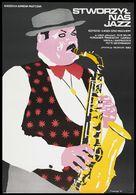My iz dzhaza - Polish Movie Poster (xs thumbnail)