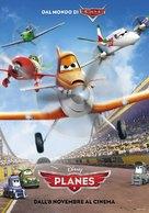 Planes - Italian Movie Poster (xs thumbnail)