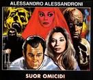 Suor Omicidi - Italian DVD cover (xs thumbnail)