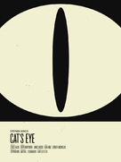 Cat's Eye - Movie Poster (xs thumbnail)