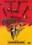 Invasion of the Body Snatchers - Movie Cover (xs thumbnail)
