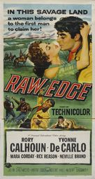 Raw Edge - Movie Poster (xs thumbnail)