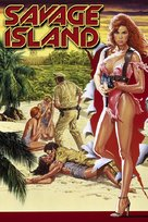 Savage Island - DVD cover (xs thumbnail)