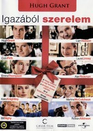 Love Actually - Hungarian Movie Cover (xs thumbnail)