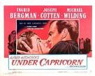 Under Capricorn - British Movie Poster (xs thumbnail)