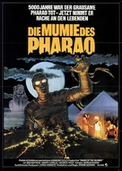 Dawn of the Mummy - German Movie Poster (xs thumbnail)