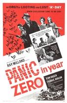 Panic in Year Zero! - Movie Poster (xs thumbnail)