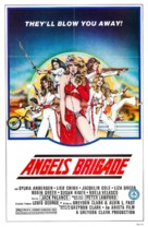 Angels' Brigade - Canadian Movie Poster (xs thumbnail)