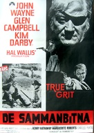 True Grit - Swedish Movie Poster (xs thumbnail)