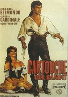 Cartouche - German Movie Poster (xs thumbnail)