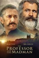 The Professor and the Madman - Video on demand movie cover (xs thumbnail)