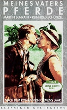 Meines Vaters Pferde, 2. Teil: Seine dritte Frau - German VHS cover (xs thumbnail)