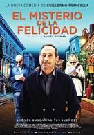El misterio de la felicidad - Spanish Movie Poster (xs thumbnail)