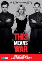 This Means War - Australian Movie Poster (xs thumbnail)