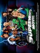 Superhero Movie - British Movie Poster (xs thumbnail)